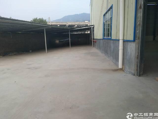 博罗县杨桥新建成钢结构独门独院厂房出租约四千平方