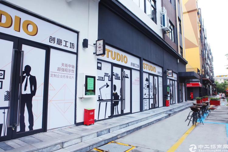 福永地铁口临街商铺300-700平米可做教育培训展厅等