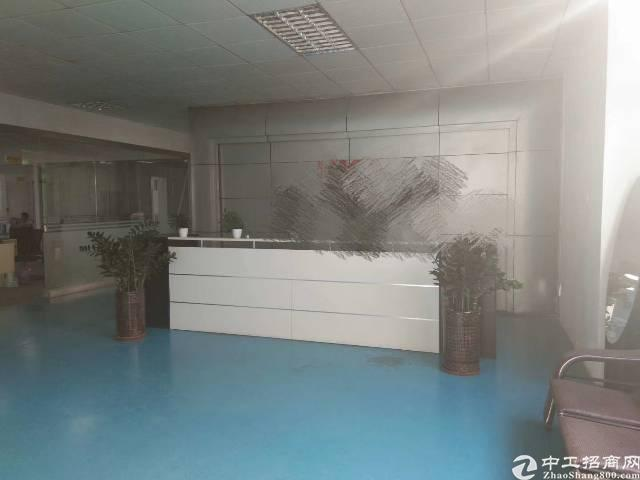 福永地铁站11号线大气带装修厂房实际面积出租不用转让费