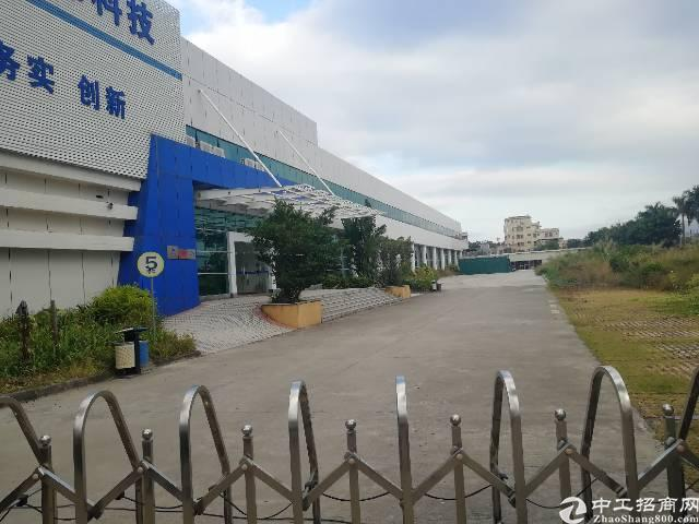 博罗大型工业园厂房出租,高速出口