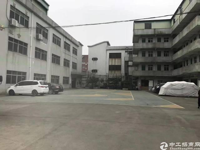 沙井镇帝堂路独门独院标准厂房500-----3000平