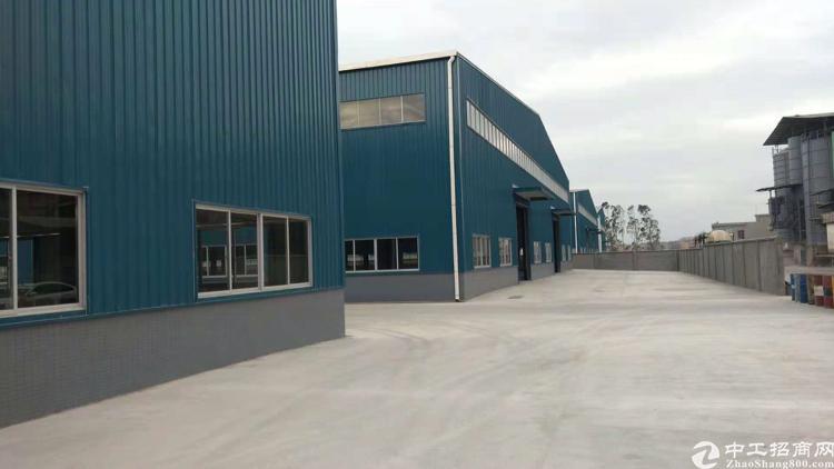 原房东全新钢构高12米.独栋2000-4000平方米厂房出租