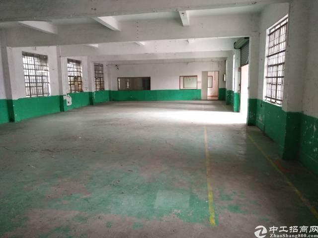 凤岗五联三楼350平方厂房出租