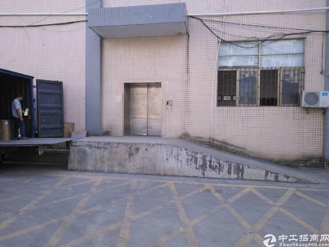 凤岗五金电子城3楼厂房
