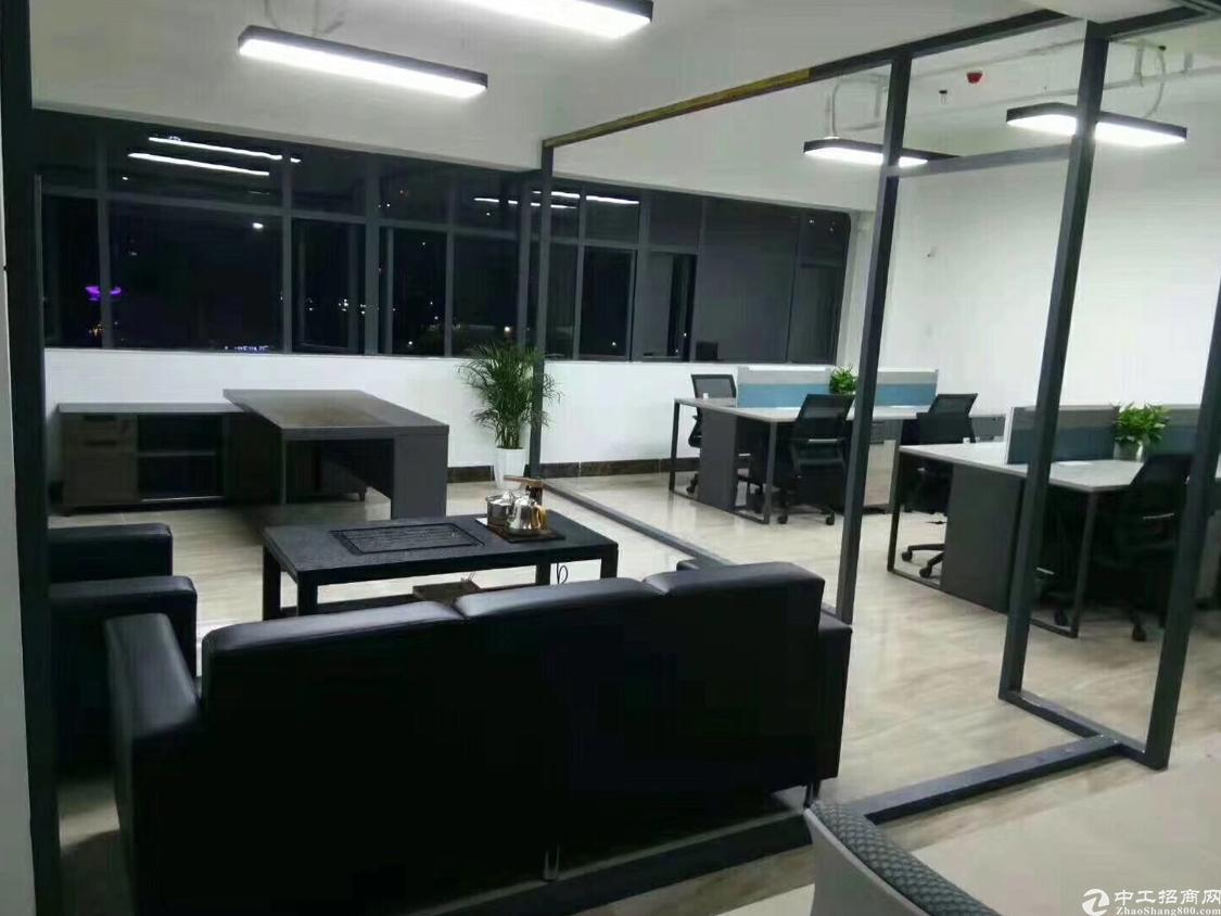 碧海湾地铁站旁百佳润商务中心55平带家私出租