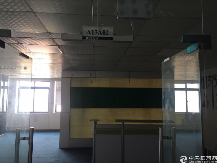 马鞍山地铁口90平精装修写字楼出租