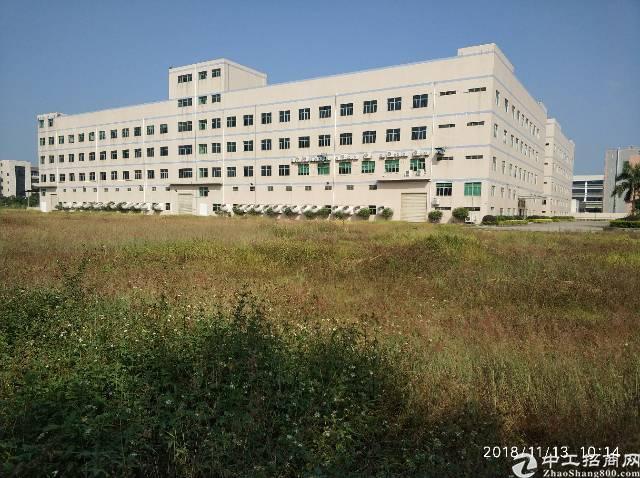 东莞临深高速口国有证厂房50000平米出售