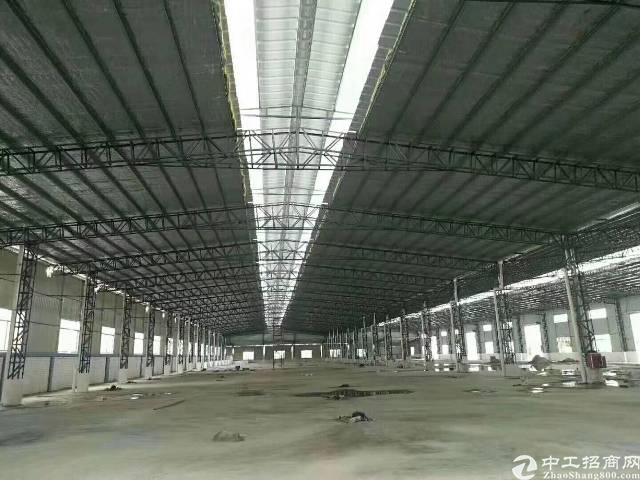 凤岗带卸货平台12000平全新钢构招租