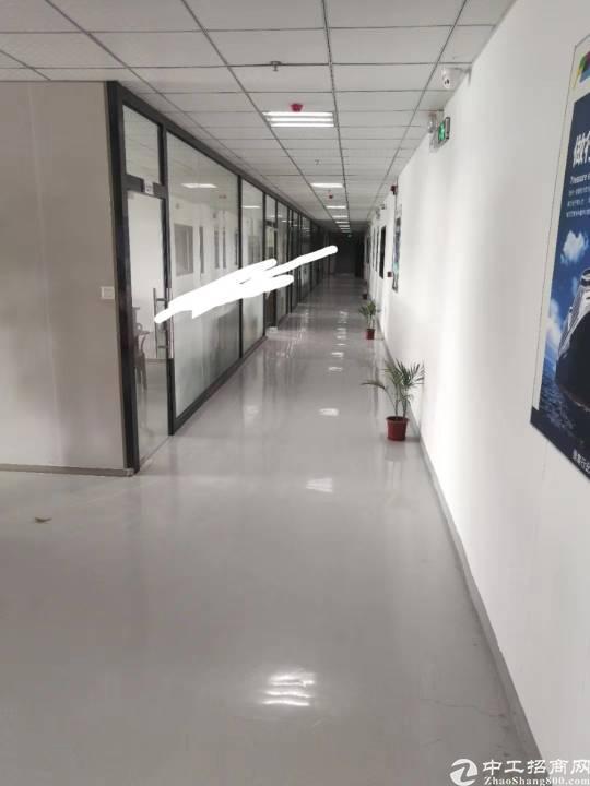 横岗豪华装修办公厂房680出租