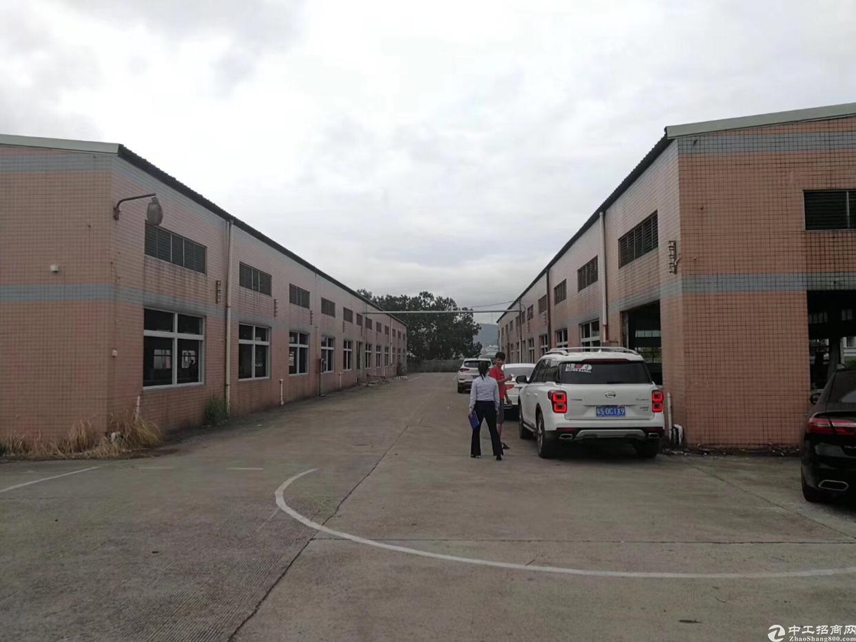 东莞市3万方国有证单一层厂房出售!