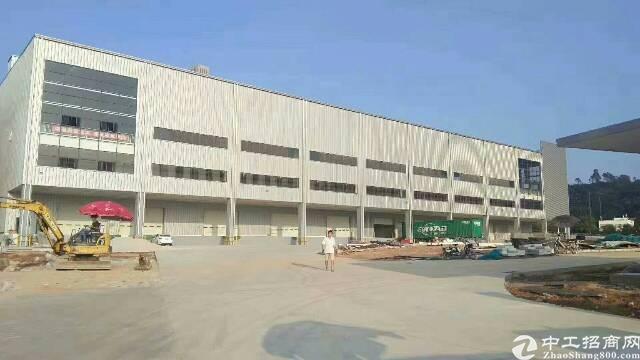 深圳周边东莞大岭山丙2类消防喷淋单层滴水10米高标准物流仓库