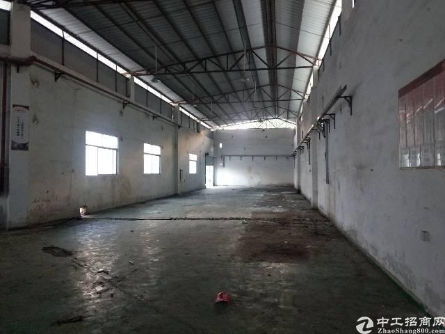 凤岗镇靠近观澜新出七米高钢结构