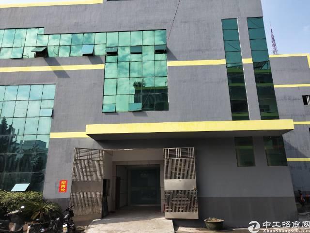 寮步镇花园式独院厂房出租厂房1-3层7500平方