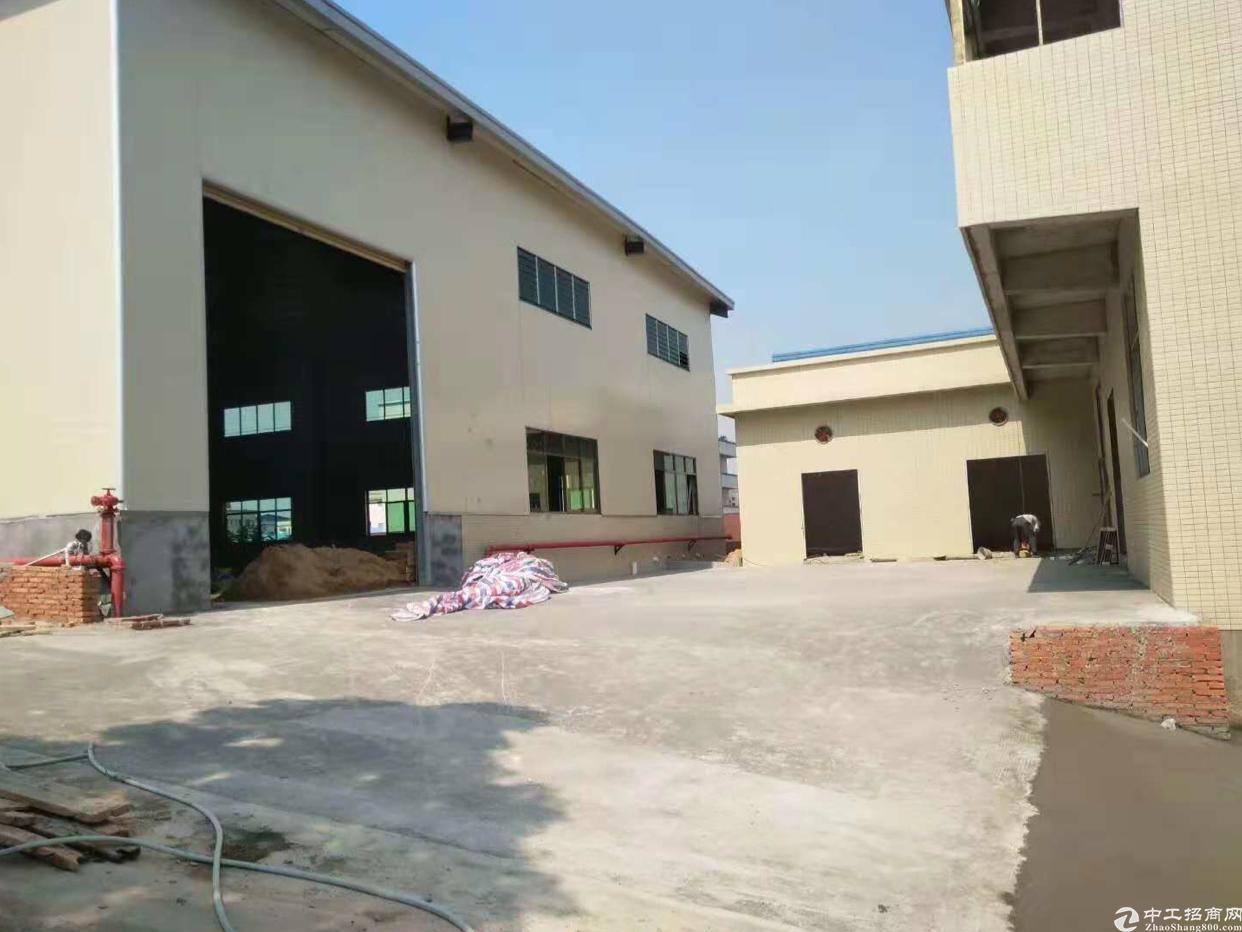 全新原房东独院单一层3300平方米。