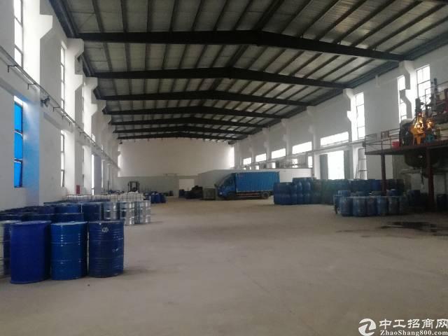 博罗湖镇新出钢结构厂房6000平方