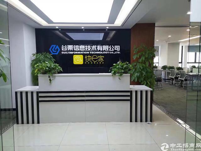 徐东商圈,高区办公室,拎包办公,可长租短租,便捷