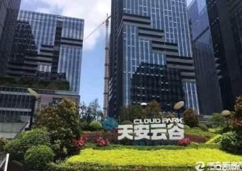 龙岗区坂田天安云谷产业园写字楼320平米 图片1