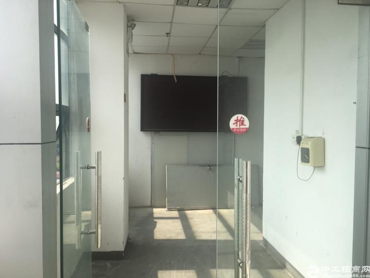 李松朗新出楼上带办公室装修厂房1000平可以分租