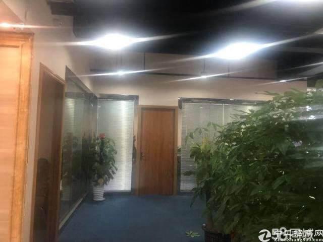龙岗区坂田天安云谷产业园写字楼320平米 图片9