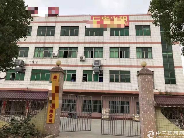 惠阳永湖独院厂房招租