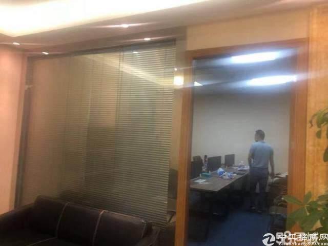 龙岗区坂田天安云谷产业园写字楼320平米 图片4