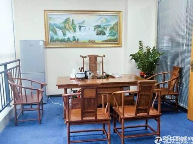 龙岗区坂田天安云谷产业园写字楼320平米 图片8