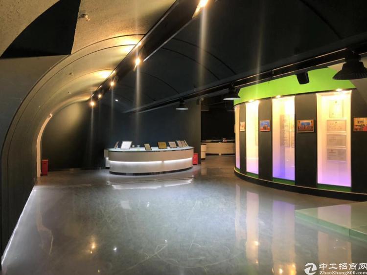 坪山坑梓精装办公加展厅写字楼600平米出租