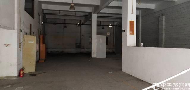 宝安西乡宝田新出一楼920平方厂房