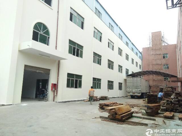 沙头南区二楼750平方精装修厂房可拎包入住