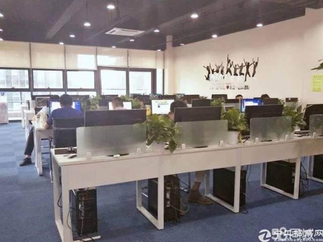 龙岗区坂田天安云谷产业园写字楼320平米 图片6