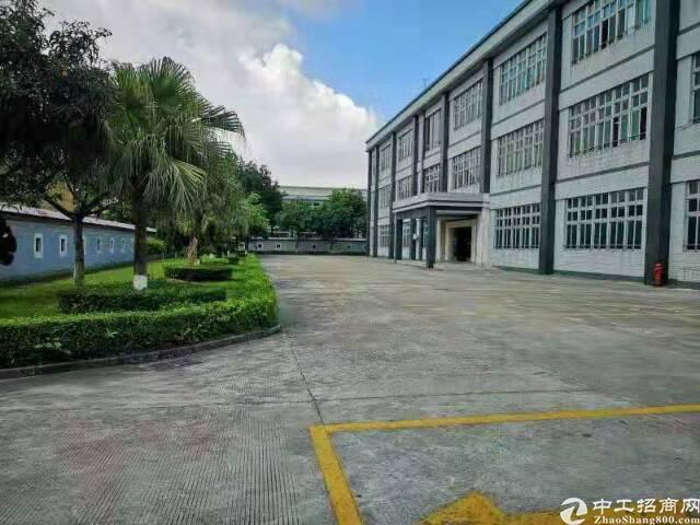 东莞东城温塘新岀3000平方带装修厂房,10元