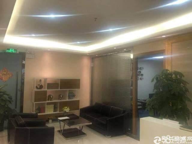 龙岗区坂田天安云谷产业园写字楼320平米 图片3
