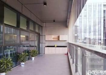 龙岗区坂田天安云谷产业园写字楼320平米 图片2