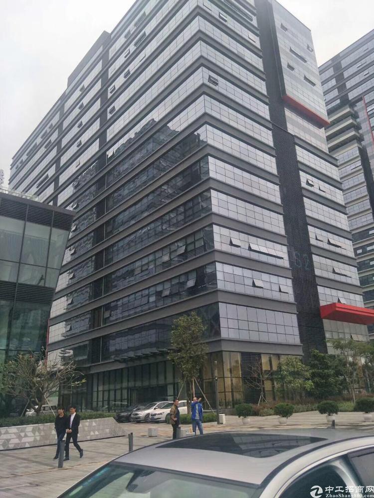 福永怀德新装修办公楼,企业总部的优选之地