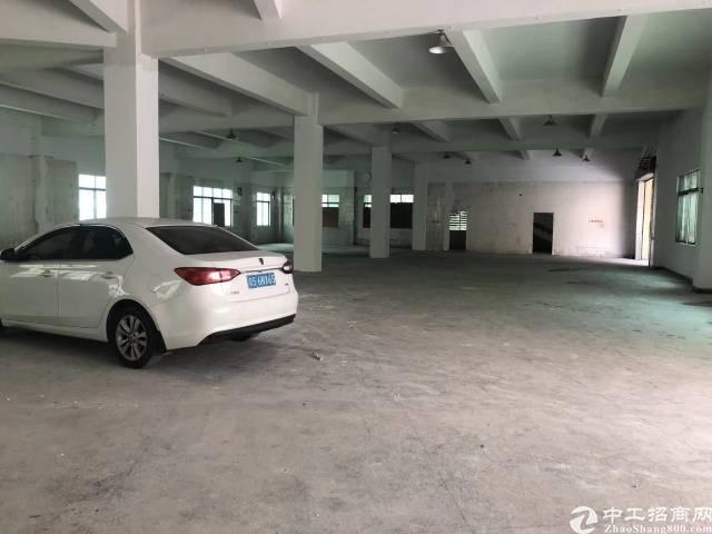 茶山镇新出一楼600平米招租,适合做小加工厂