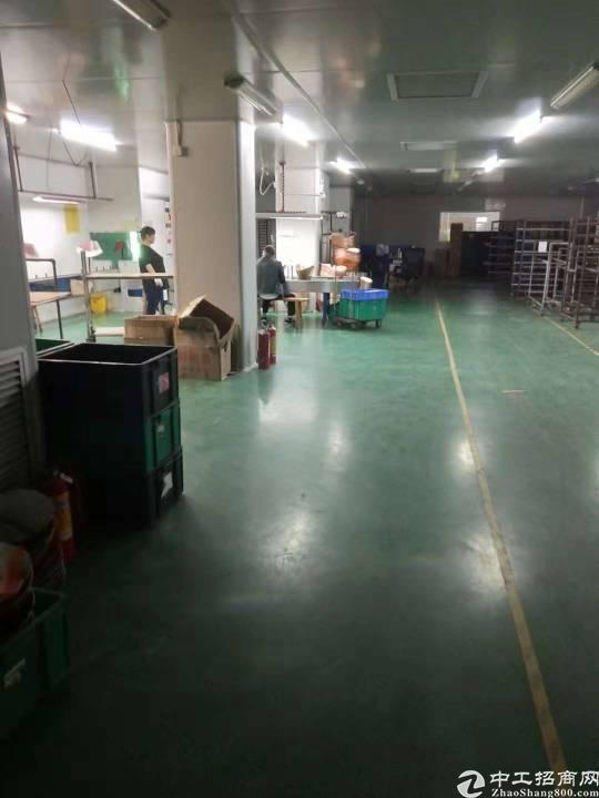 温塘工业园标准1楼800平米厂房租客分租