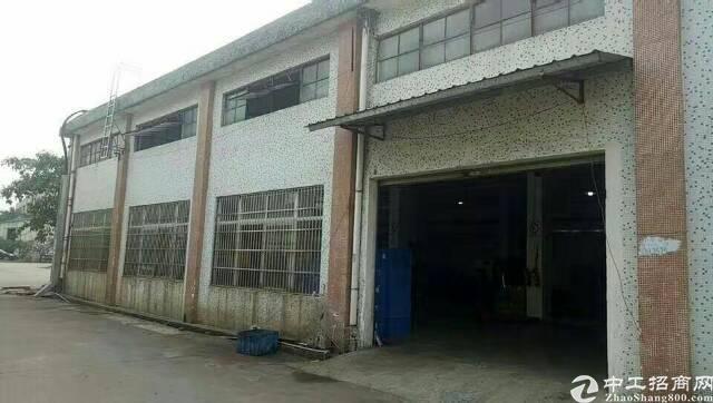 石排镇工业区分租一栋500方