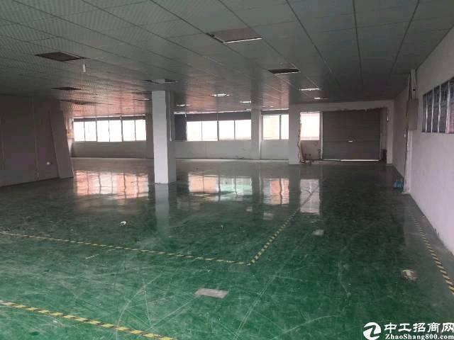 11000平米独门独院,红本工业厂房出租!