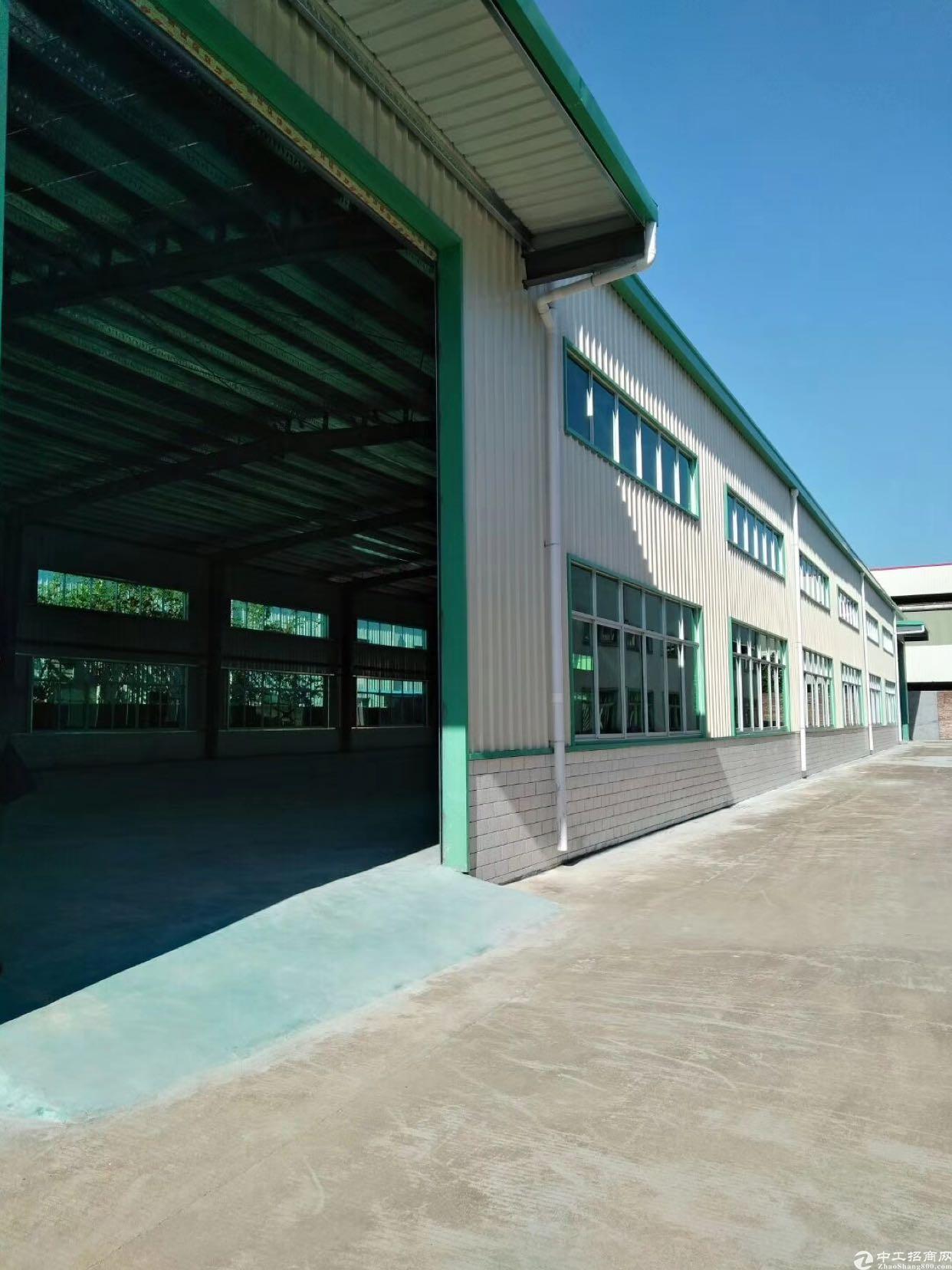 厂房面积3600平方米,宿舍300平方米,