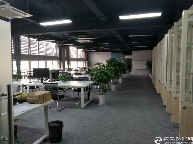 江岸区黄浦科技园精装办公室528平米整租