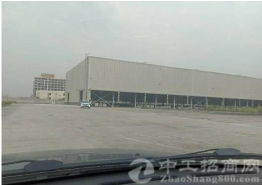 万江靠近中堂新出单一层厂房独门独院形象漂亮,空地
