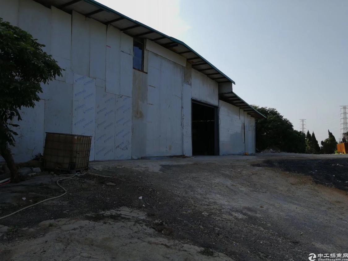 横沥镇偏僻厂房1000平方出租,可以做任何行业