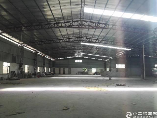 寮步原房东单一层钢构1700平