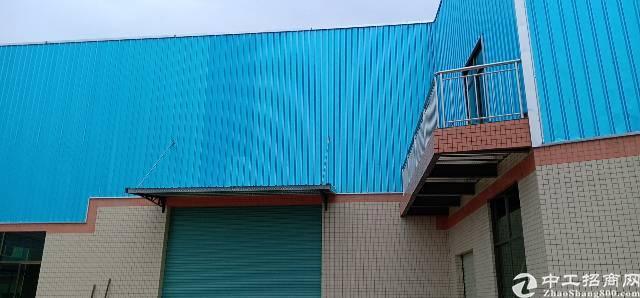 东莞茶山新出全新单一层铁皮房出租