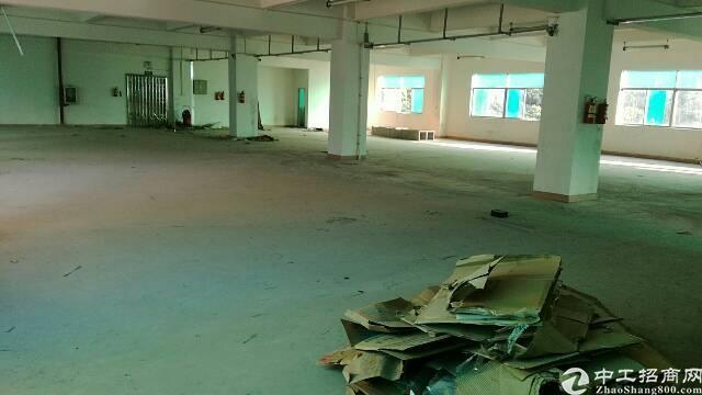 横岗永湖地铁站800米处新出独门独院厂房4600平-图3