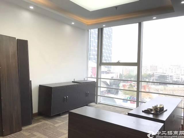 坂田星河甲级写字楼豪华装修办公室出租