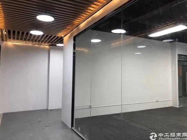 横岗地铁站口新出办公室1200平