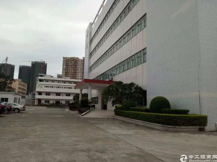 博罗县福田镇出售占地4141平方建筑5565平方国有双证厂房