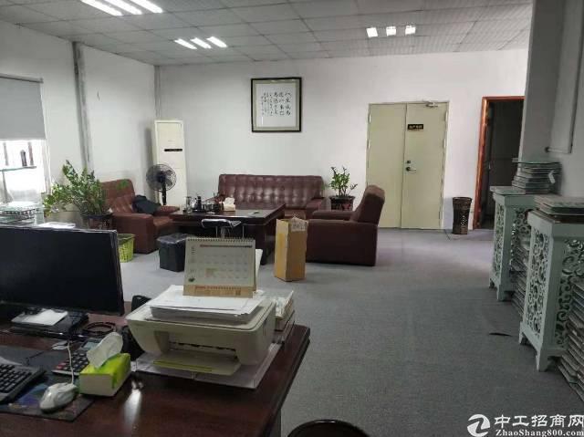 横岗 六约埔厦工业区320平方精装修厂房出租!拎包入住!