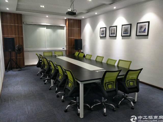 江岸区黄浦创立方产业园89平米精装独立办公